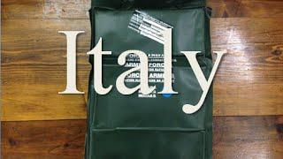 MRE Review: Italy ~Razione Viveri Speciale da Combattimento~