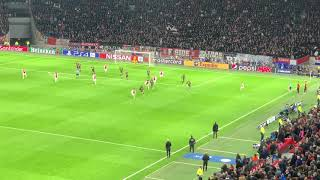 Jurgen Ekkelenkamp vs Christiano Ronaldo / Ajax - Juventus Champions League 10-4-2019 1-1