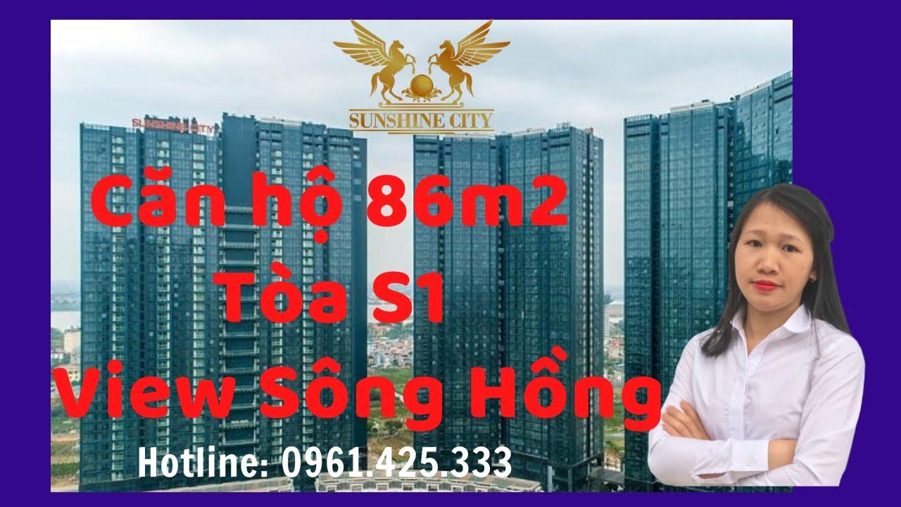 Cần bán thu hồi vốn 20 căn hộ dự án Sunshine City Ciputra rẻ hơn 500tr, LH: 0961425333 video