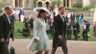 Gb, si sposa Lady Gabriella Windsor: c'è Harry senza Meghan