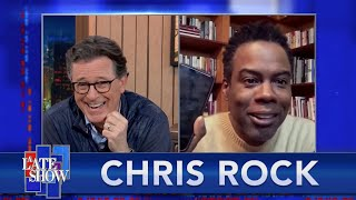 Chris Rock Isn't Surprised That The Capitol Terrorists Were Treated Differently Than BLM Protesters