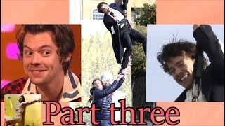 Harry Styles gets stuck, talks about sad sex, being naked and Eroda |HS2 Promo Part Three|