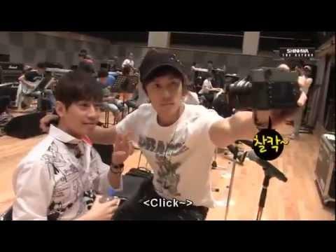 Shinhwa 14th Anniversary Making Story 2012 Eng Sub 3