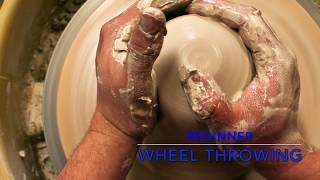 Beginner Wheel Throwing Class