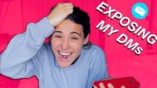EXPOSING MY DMs | AYYDUBS