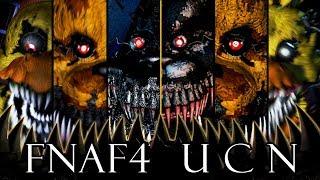 FNAF 4 NIGHTMARES vs UCN NIGHTMARES
