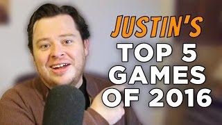 Justin McElroy's Top 5 Games of 2016 — Polygon