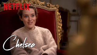 The Crown's Claire Foy (Full Interview) | Chelsea | Netflix