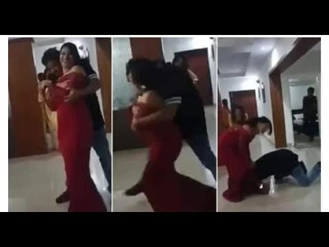 I swear on Biden, it's not me, says RGV as his crazy dance with actress Inaya goes viral