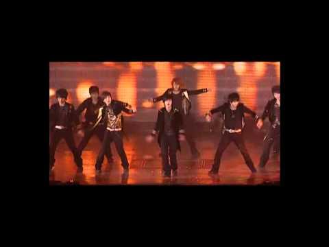 [HD] Super Junior - Don't don Super Show 1