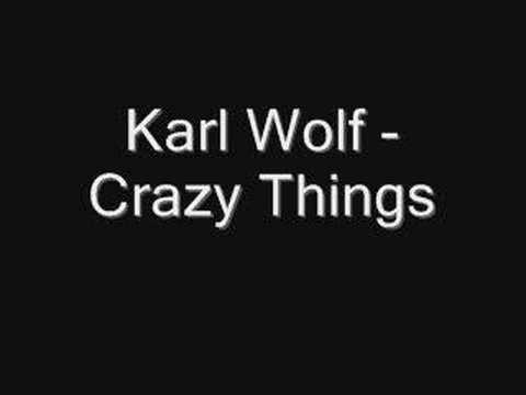 Karl Wolf - Crazy Things