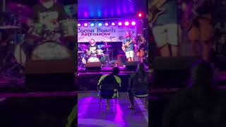 """""""Someday After A While"""" by Freddie King covered by the band, Love Valley 11/24/18"""