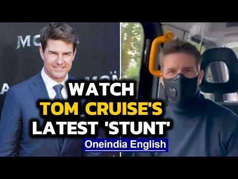Tom Cruise's real stunt, he surprised people at Tenet screening