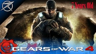 Gears of War 3  - #7YearsOld Gears 3 Clips, Clutches, Sniper & Outplays (Gears of War 3 Gameplay)