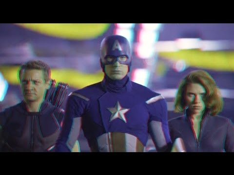 The Avengers (2012)(3D)(Side By Side) - New Universe [Clip 8]