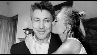Aidan Gillen and Sophie Turner|Lord Baelish and Sansa Stark|Game Of Thrones