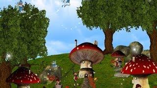 The Fairy & Leprechaun Spoken word Guided Meditation for Children For Sleep & Relaxing