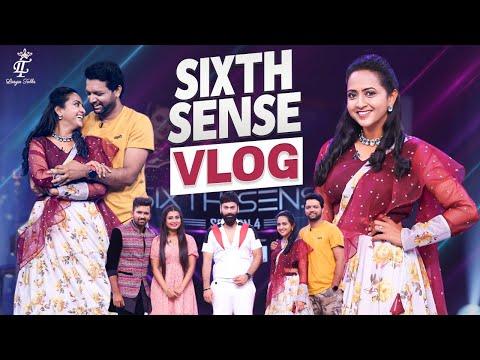 Vlog: Anchor Lasya shares Sixth Sense shooting moments