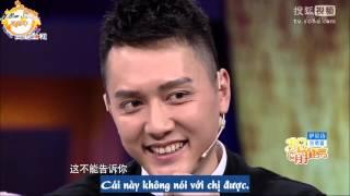 [Vietsub by William Subteam] 20150302 Phi thường tĩnh cự ly - Phùng Thiệu Phong