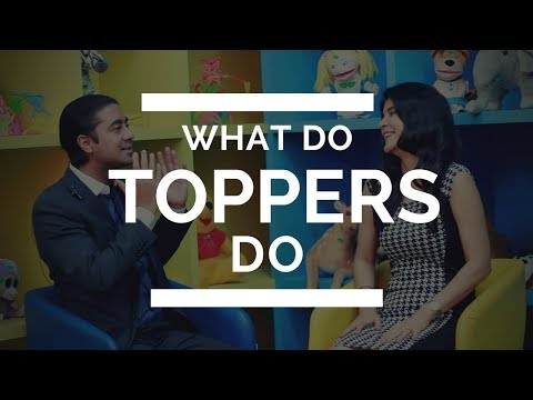 What toppers do Differently? | How Do Toppers Study? | Study Tips To Score Highest in Exam