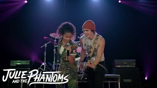 Julie and the Phantoms - Julie sings Bright with the Phantoms (Episode 2)