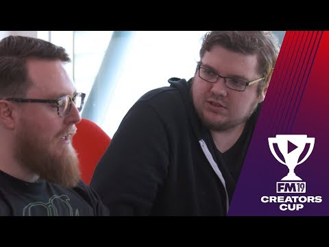 Semi Final Action! | Creators Cup Football Manager 2019 Fantasy Draft Cup