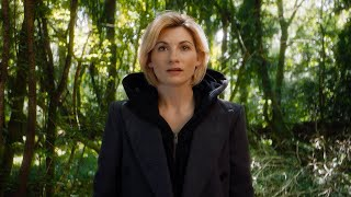 Thirteenth Doctor Reveal - Doctor Who