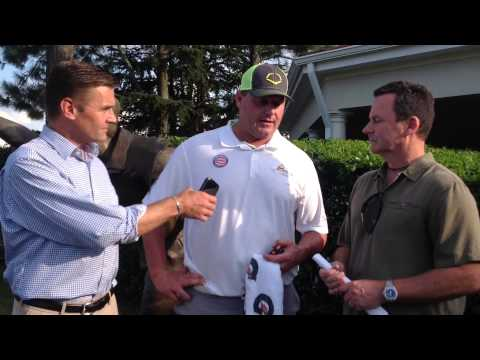 Rich & Mike interview with Roger Clemens