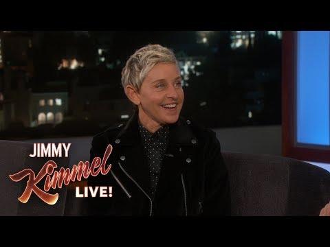 Guest Host Channing Tatum Interviews Ellen DeGeneres