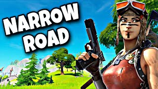 NLE Choppa - Narrow Road ft. Lil Baby (Fortnite Montage)
