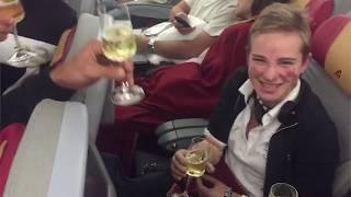 Una sorpresa a bordo per la campionessa Bebe Vio