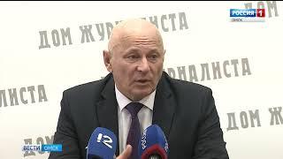Итоги осенней страды сегодня на пресс-конференции озвучил глава регионального минсельхоза