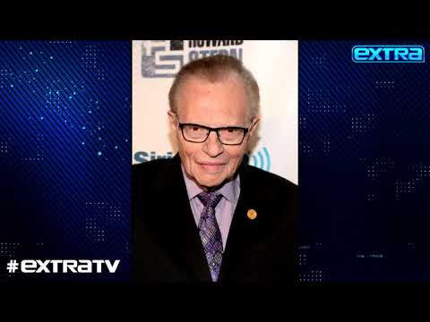 Billy Gives a Health Update on Larry King