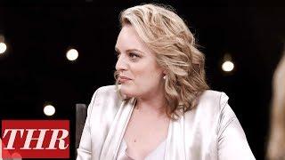 Elisabeth Moss on 'The Handmaid's Tale' Rape Scenes | Close Up With THR