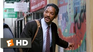 The Pursuit of Happyness (1/8) Movie CLIP - No Y in Happiness (2006) HD