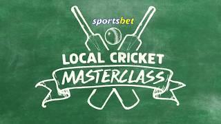 Local Cricket Masterclass - The Send Off