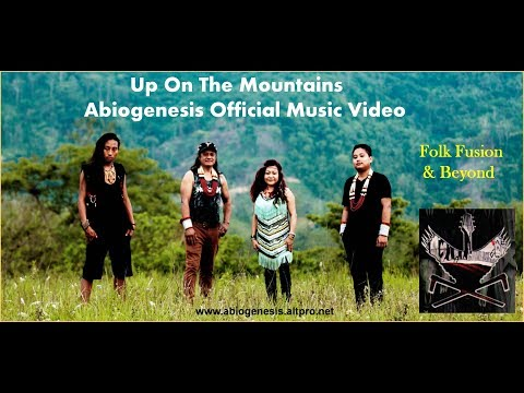 Abiogenesis - Up On The Mountains