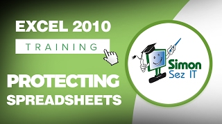 How to Protect Excel 2010 Spreadsheets, Worksheet and Cells