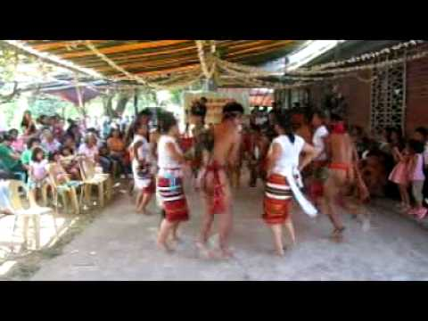 IGOROT DANCE: By the BEBSAT performers(Part 1)