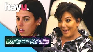 Kylie's Assistant Scared of Kris Jenner! | Life of Kylie