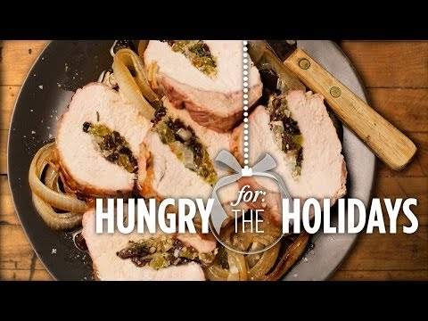 Stuffed Pork Loin Roast   Hungry For The Holidays - Smashpipe Style