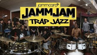 #JammJam 360 | TRAP JAZZ | Devon Stixx Taylor, Chris Moten and Friends | in 360