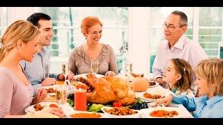 Acción de gracias ¿Qué dice la Biblia de Thanksgiving?