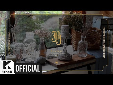 JBJ - 'Fantasy' Jacket Making Film (DAY2)