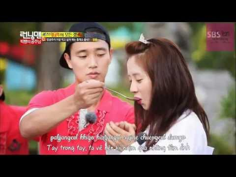 [Vietsub+Kara] [FMV] The girl who can't break up, the boy who can't leave - Monday Couple