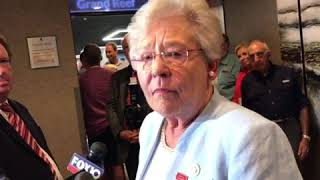 Gov. Kay Ivey on tolls