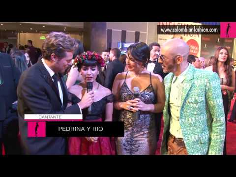 PREMIOS TV Y NOVELAS 2015 (COLOMBIANFASHION)