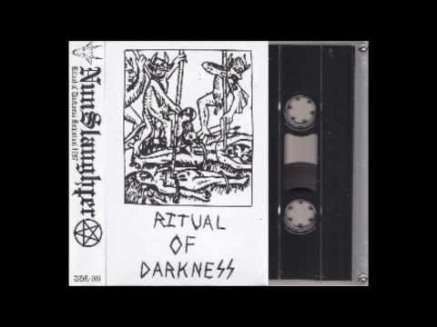 NUNSLAUGHTER - Ritual Of Darkness (full demo) HD