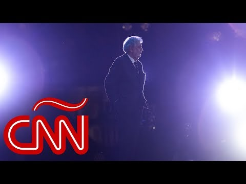 Plácido Domingo responde a señalamientos de acoso sexual