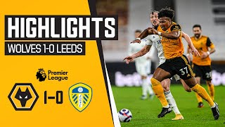 WOLVES EDGE OUT LEEDS UNITED | Wolves 1-0 Leeds United | Highlights